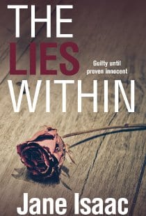 The Lies Within - Jane Isaac, Crime Fiction Author