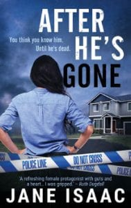After He's Gone - Jane Isaac, Crime Fiction Author